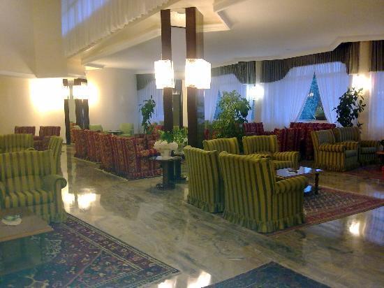 Hotel Abano Verdi Terme: hall