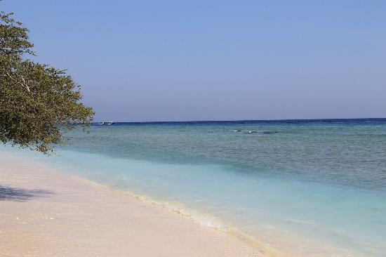Villa Grasia Resort & Spa: beach (walking distance- but not in front of the hotel)