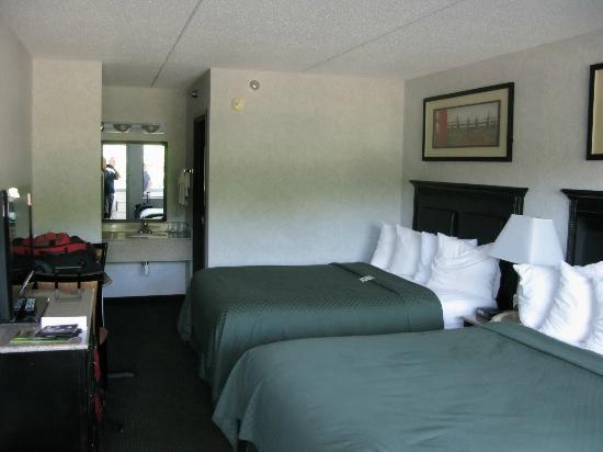 Quality Inn & Suites North: agencement classique