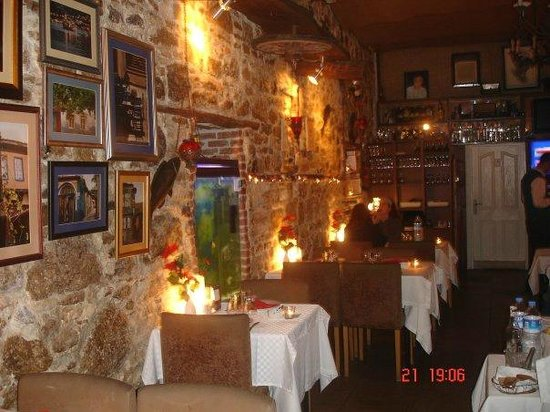 Yengeç Restaurant: Huzur