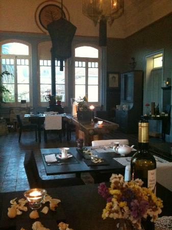 A Raposa: le restaurant