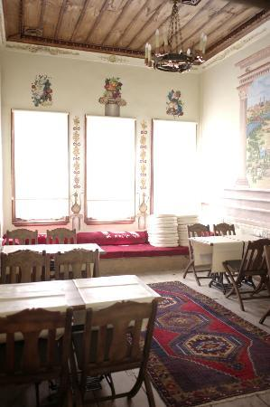 Has Cave Konak Hotel: Dining room 2