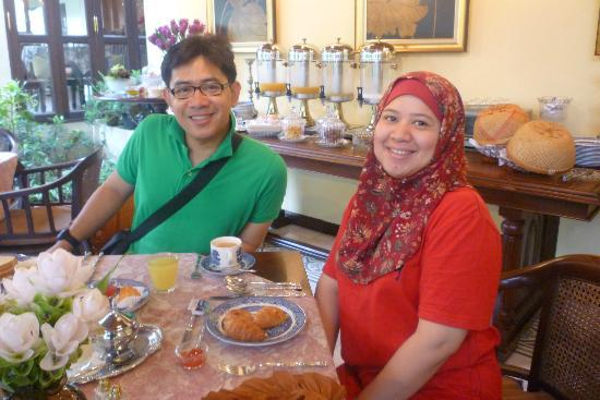 Puripunn Baby Grand Boutique Hotel : breakfast!
