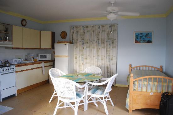 Coral Gardens : cucina