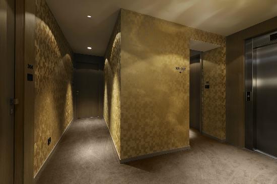 Hotel Cubo: Hotel hall
