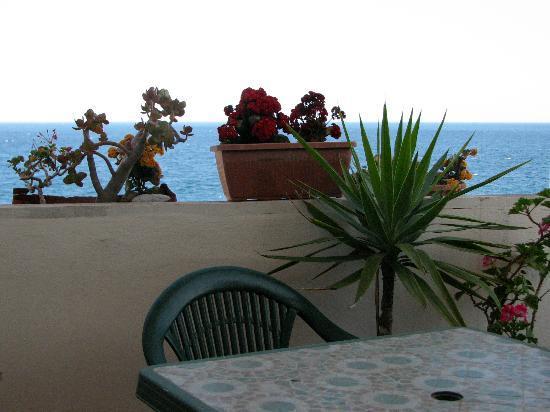 La Zagara B&B: balcone