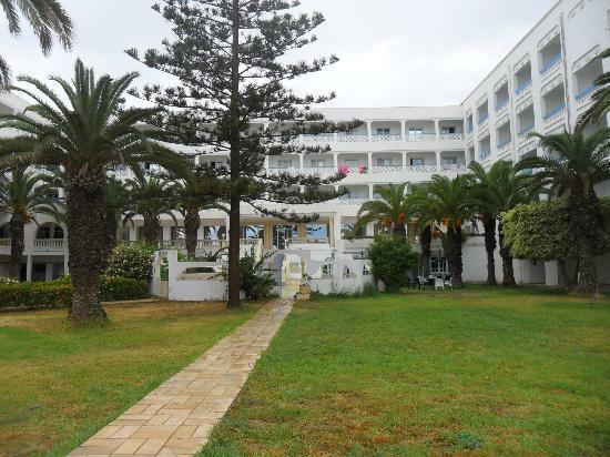 Hotel Club Les Colombes: vue d'ensemble