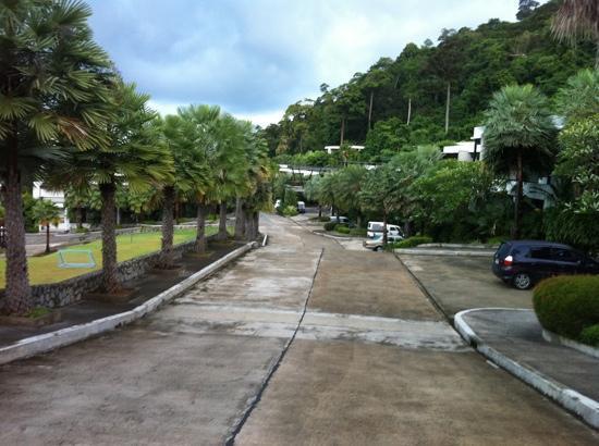 Wyndham Sea Pearl Resort Phuket: المنتجع