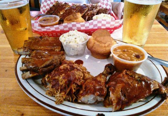 Mo's Smokehouse BBQ: Mo's