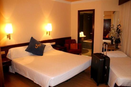 Hotel Sansi Park: foto habitación