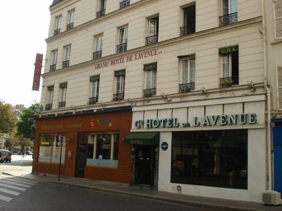 Ibis Paris Avenue de la Republique: Hotel