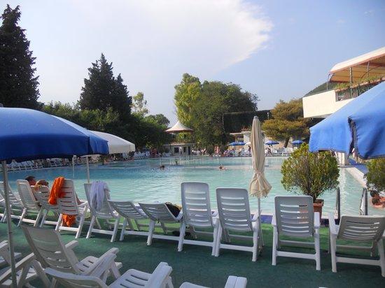 Piscine termali foto di terme rosapepe contursi terme - Terme euganee piscine ...