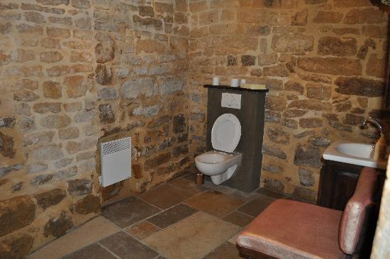 Restaurant Le Chateau: les toilettes : ROYALES