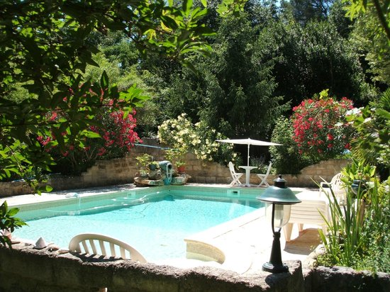 Castle Cottage : Piscine