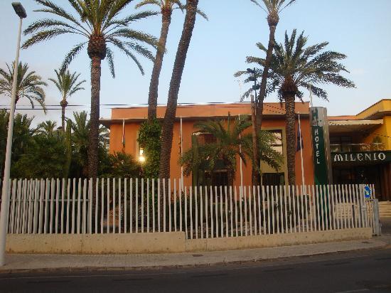 Jardín Milenio: Hôtel