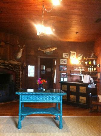 The Lodge on Little St. Simons Island: Lodge