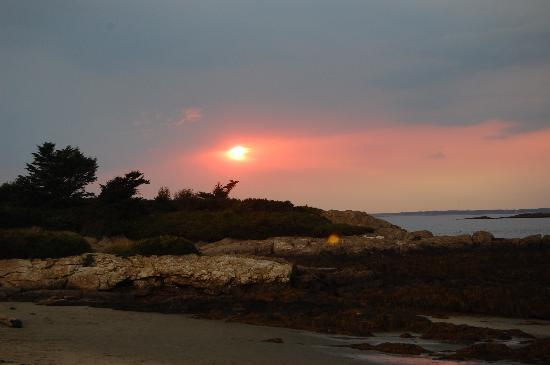 Hermit Island: Sunset Lagoon Beach