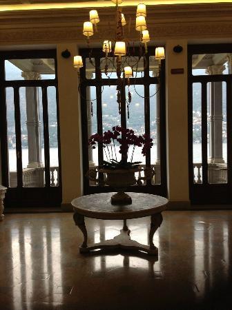 Casta Diva Resort & SPA: Main villa