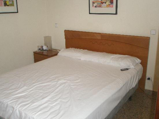 Sercotel Hotel Togumar: cuscino unico