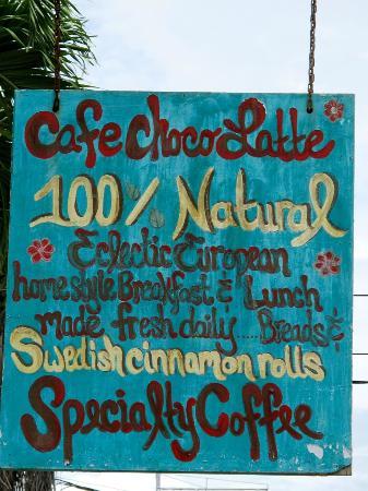 Soda Chocolatte : Great brunch
