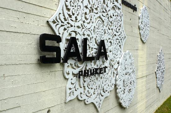 SALA Phuket Resort & Spa: The Hotel Logo 