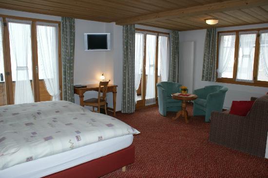 Hotel Hirschen: Superior Doppelzimmer