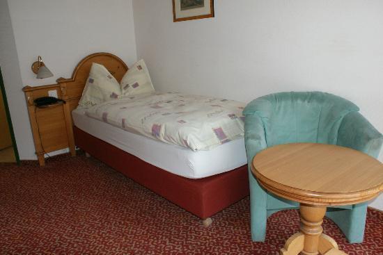 Hotel Hirschen: Einzelzimmer