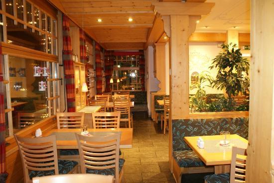 Hotel Hirschen: Restaurant