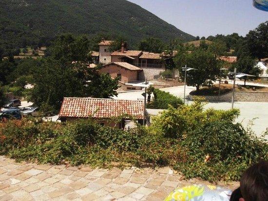 Sesto Campano, Itália: Veduta sul RIstorante