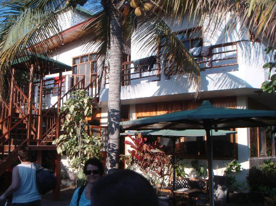 Hotel San Vicente Galapagos: island style