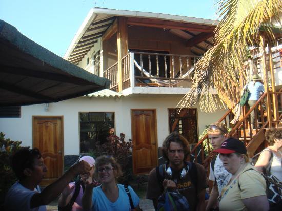 Hotel San Vicente Galapagos: hamaks