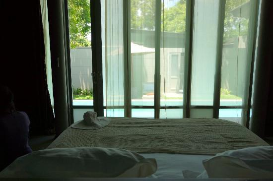 SALA Phuket Resort & Spa: The Bed View