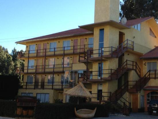 Inca Utama Hotel & Spa: ホテル