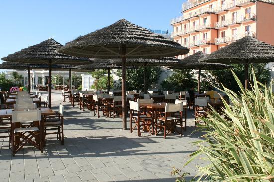 Terrazza Picture Of Bagno Holiday Village Milano Marittima