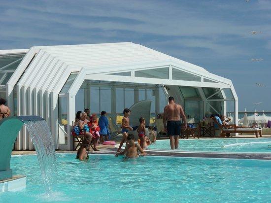 Cervia Milano Marittima, Italy: piscina