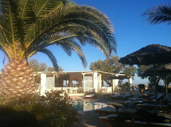 Atlantis Beach Villa: Strandbar