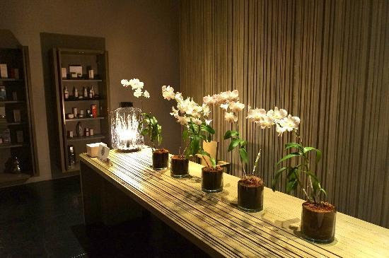 SALA Phuket Resort and Spa: The Flower at the Spa