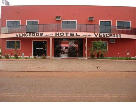 Rio Brilhante, MS: Hotel e Resturante Vencedor