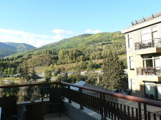 Westin Riverfront Resort & Spa Avon, Vail Valley: view from our balcony
