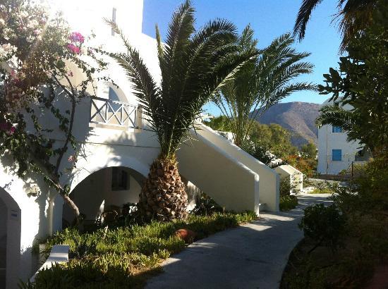 Atlantis Beach Villa: Hotel Hauptgebäude