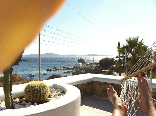 Apollonia Hotel & Resort: Pool Hammock