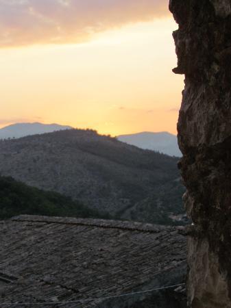 Nena al Borgo Castello: An incredible view