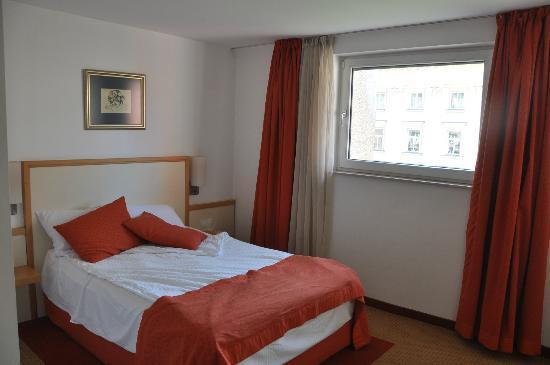 Arte Hotel: Bedroom