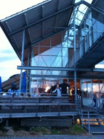 Mole 3 Café-Restaurant: ingresso