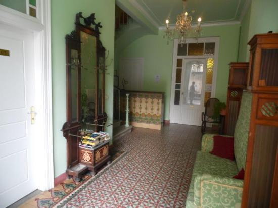 Hotel El Xalet: The Hallway