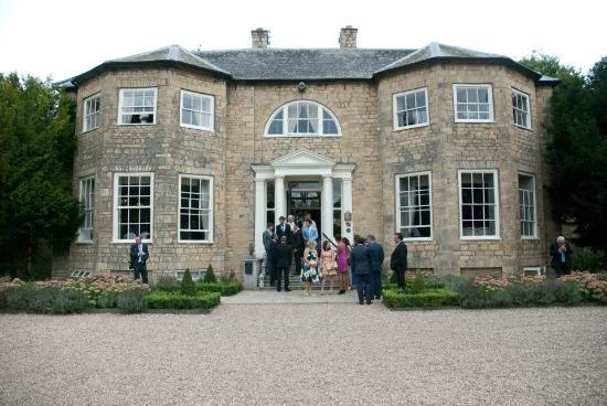 Washingborough Hall Country House Hotel: Front of venue