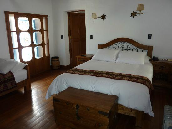 Casa San Blas Boutique: Senior Suite Bedroom