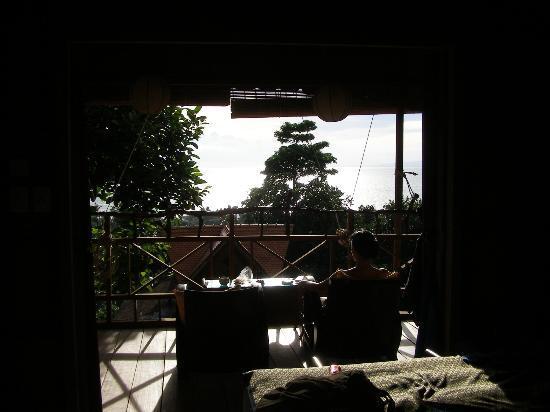 Le Bout du Monde: Autre point de vue de la villa