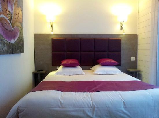 Hotel Monet: chambre double supérieure