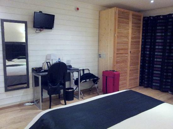 Hotel Monet: chambre